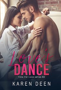 Love's Dance The second book in the Time for Love Series